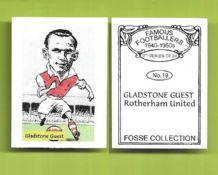 Rotherham United Gladstone Guest 19 (FC)